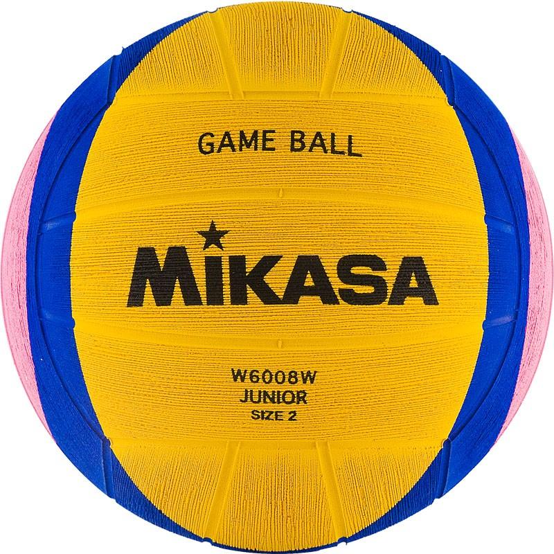 Мяч для водного поло Mikasa W6008W размер 2