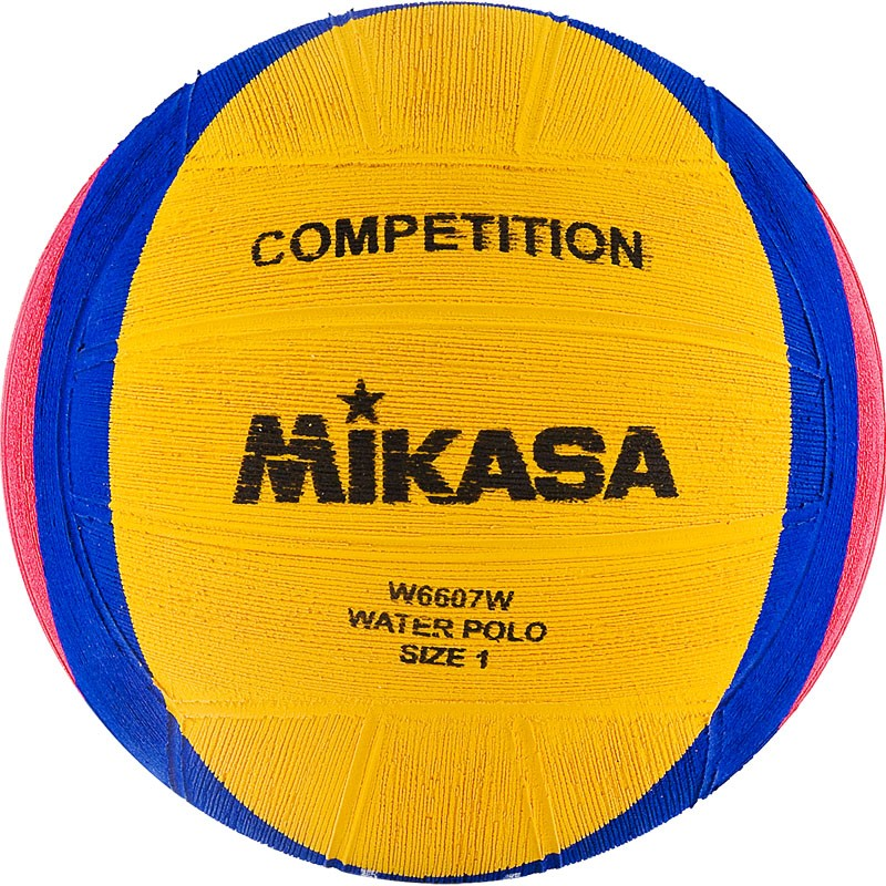 Мяч для водного поло Mikasa W6607W размер 1