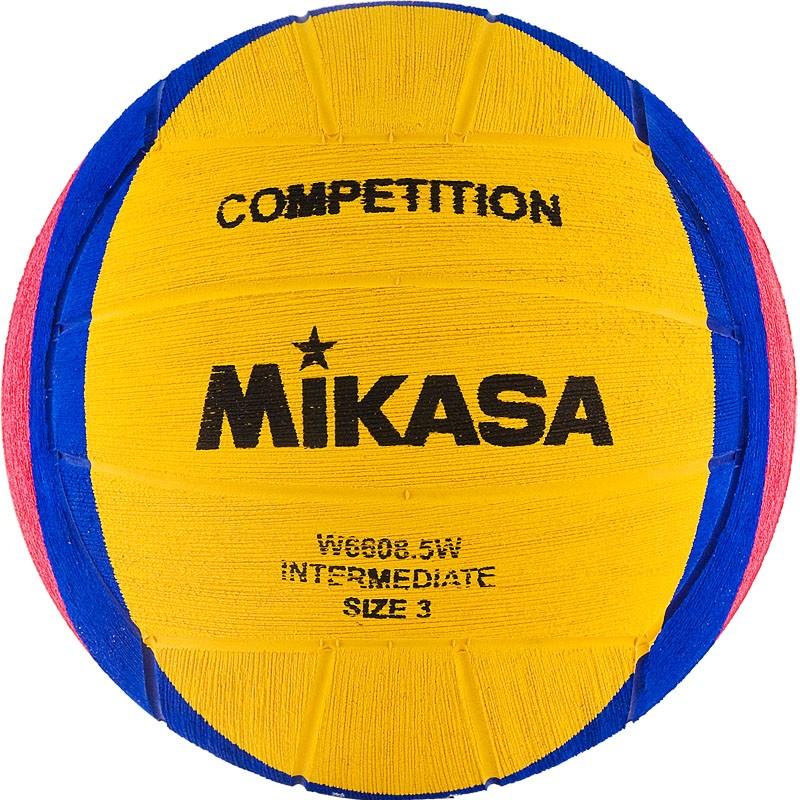 Мяч для водного поло Mikasa W6608 5W размер 3