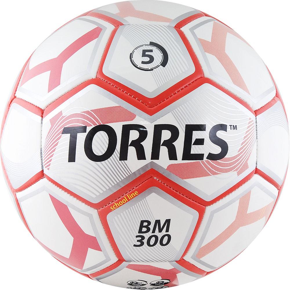 Мяч футбольный TORRES BM300 размер 5