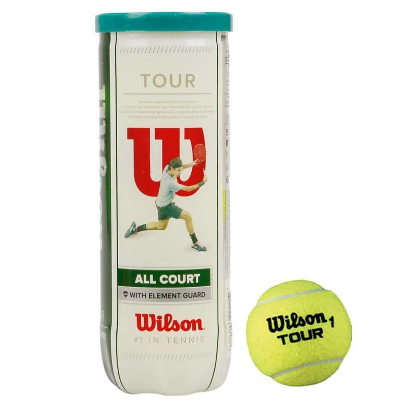 Мяч для большого тенниса WILSON All Court 3B