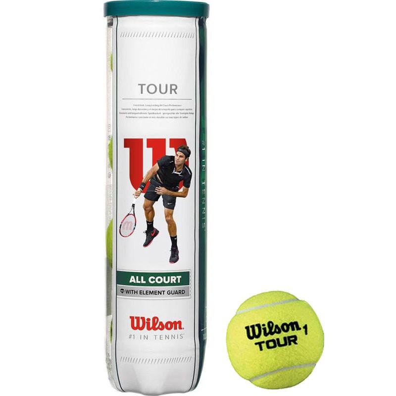 Мяч для большого тенниса WILSON All Court 4B