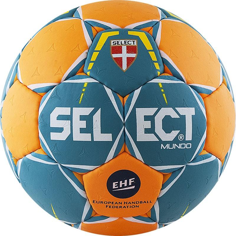 Гандбольный мяч Select Mundo размер 3