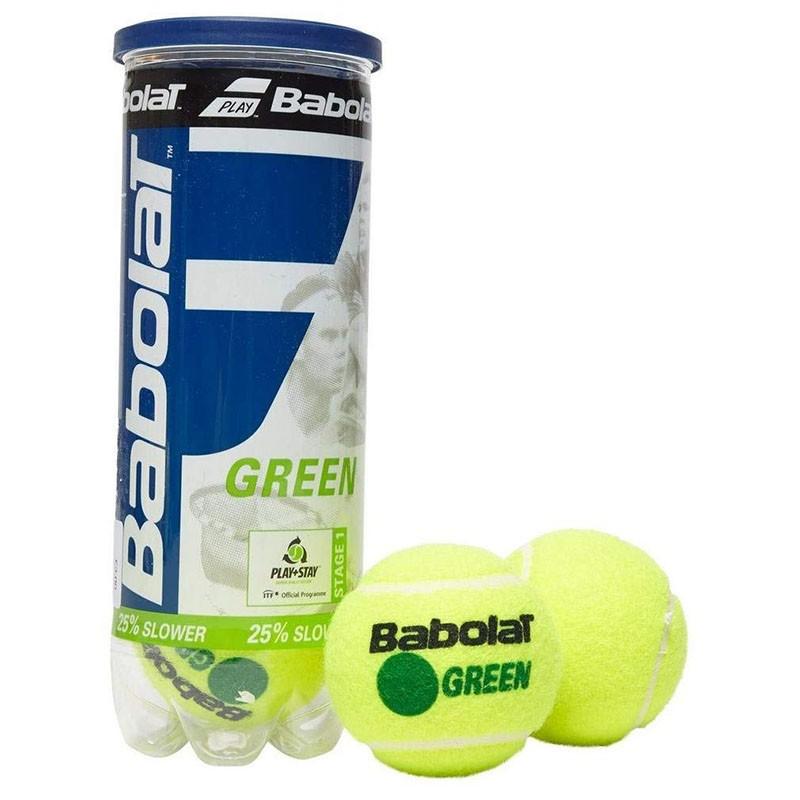Мяч для большого тенниса BABOLAT Green 7