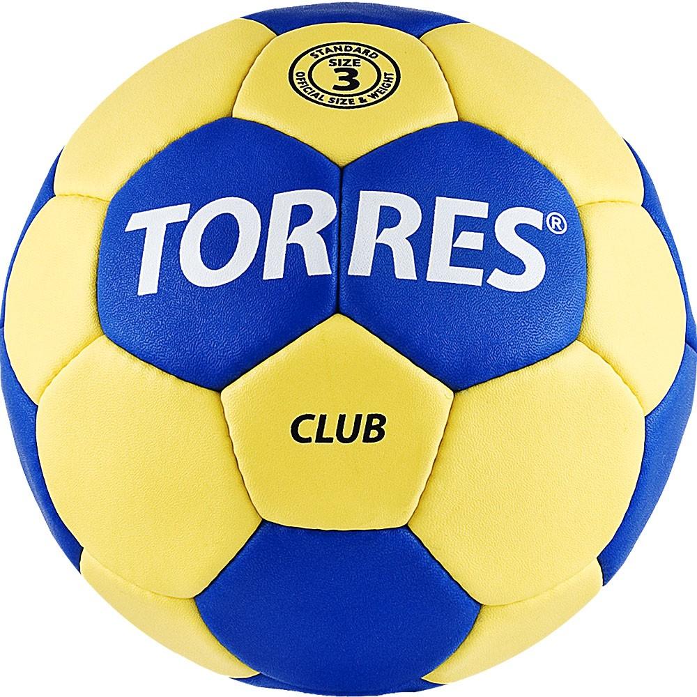 Гандбольный мяч TORRES Club размер 3