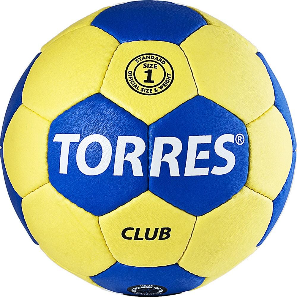 Гандбольный мяч TORRES Club размер 1