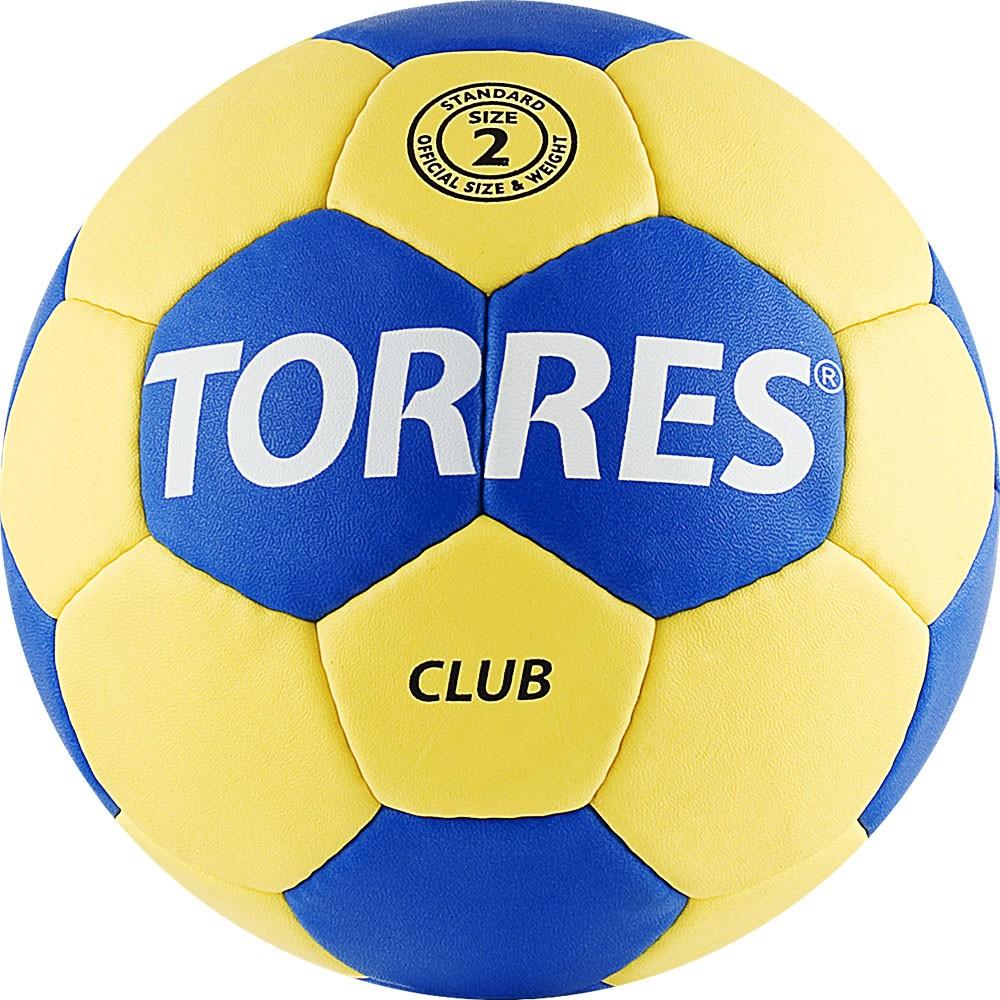 Гандбольный мяч TORRES Club размер 2