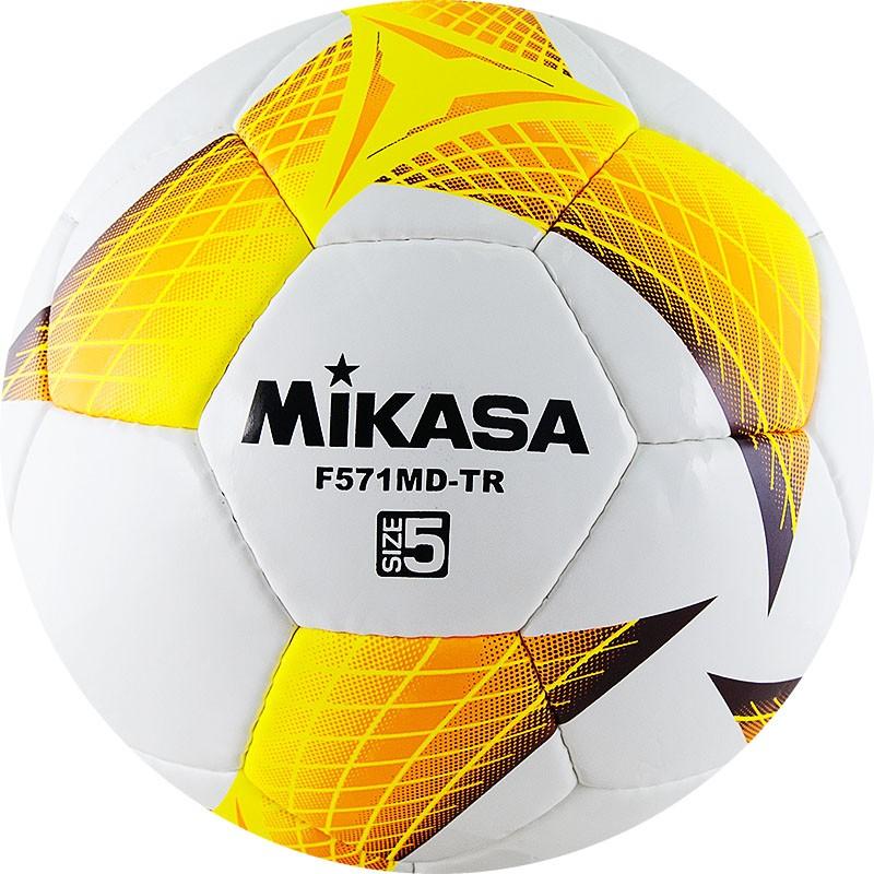 Мяч футбольный MIKASA F571MD-TR-O размер 5
