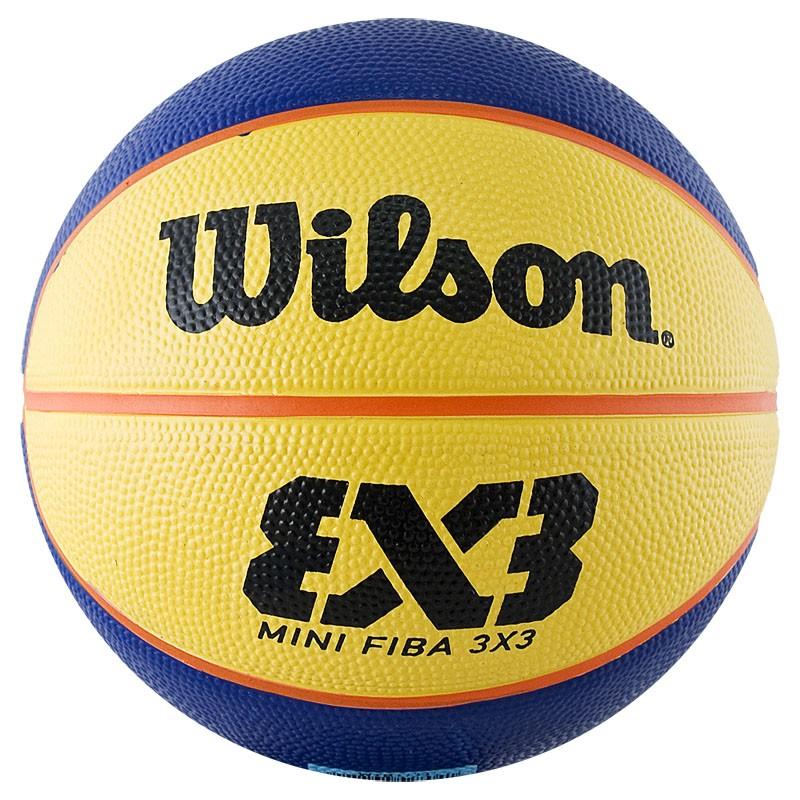 Баскетбольный мяч WILSON FIBA3x3 Replica Mini размер 3