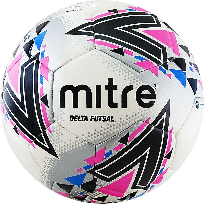 Футзальный мяч MITRE Futsal Delta FIFA PRO HP размер 4