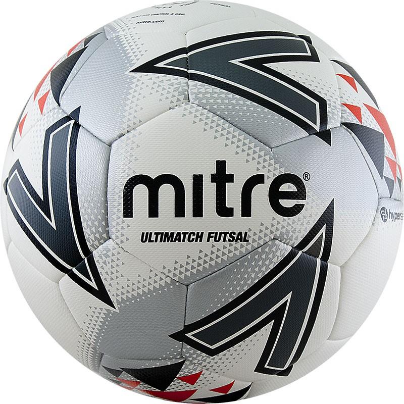 Футзальный мяч Mitre Ultimatch Futsal HyperSeam IMS размер 4