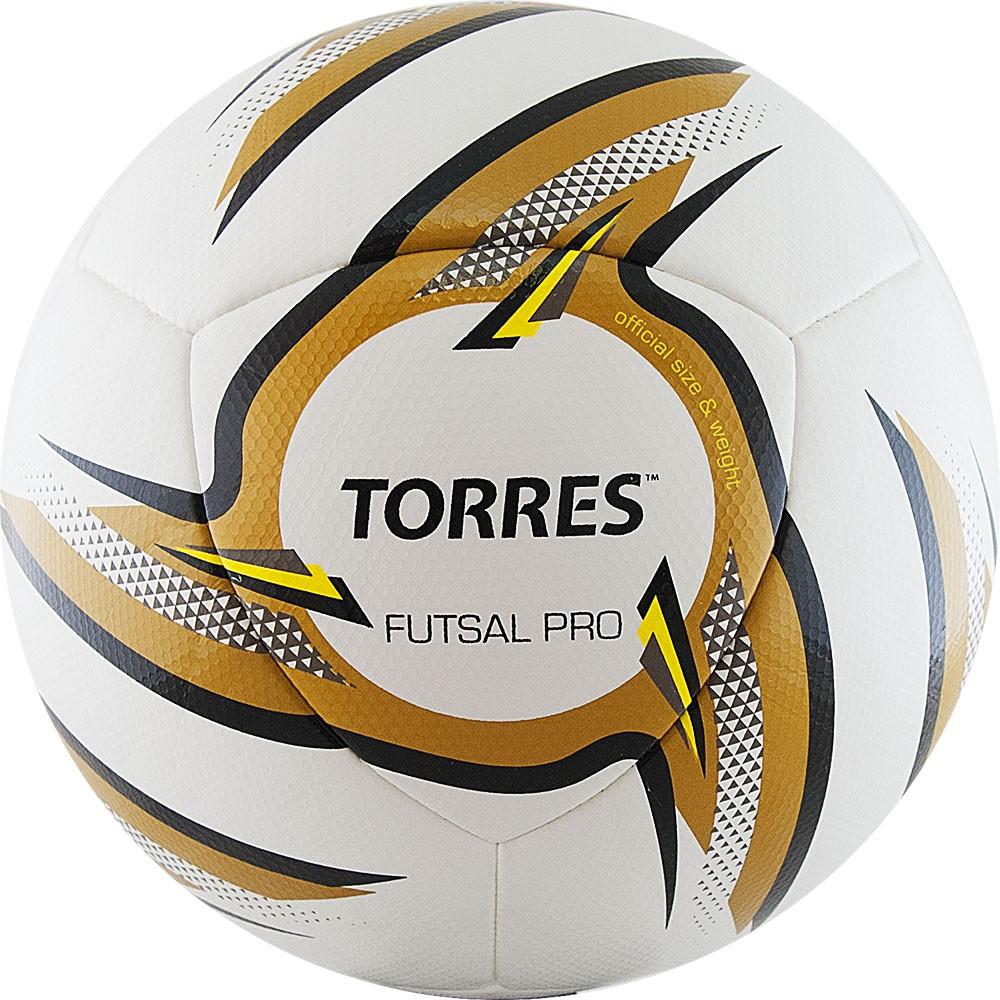 Футзальный мяч TORRES Futsal размер 4