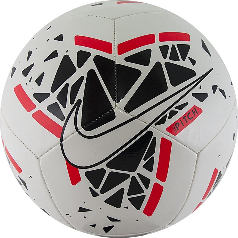 Мяч футбольный Nike Pitch размер 5
