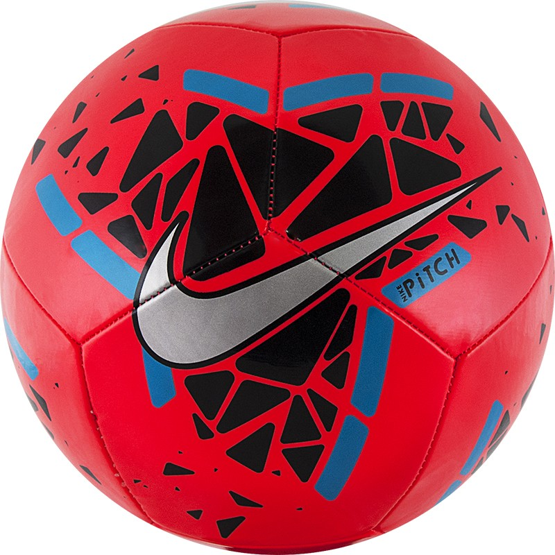 Мяч футбольный Nike Pitch размер 4
