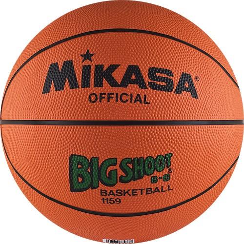 Баскетбольный мяч Mikasa 1159 размер 6