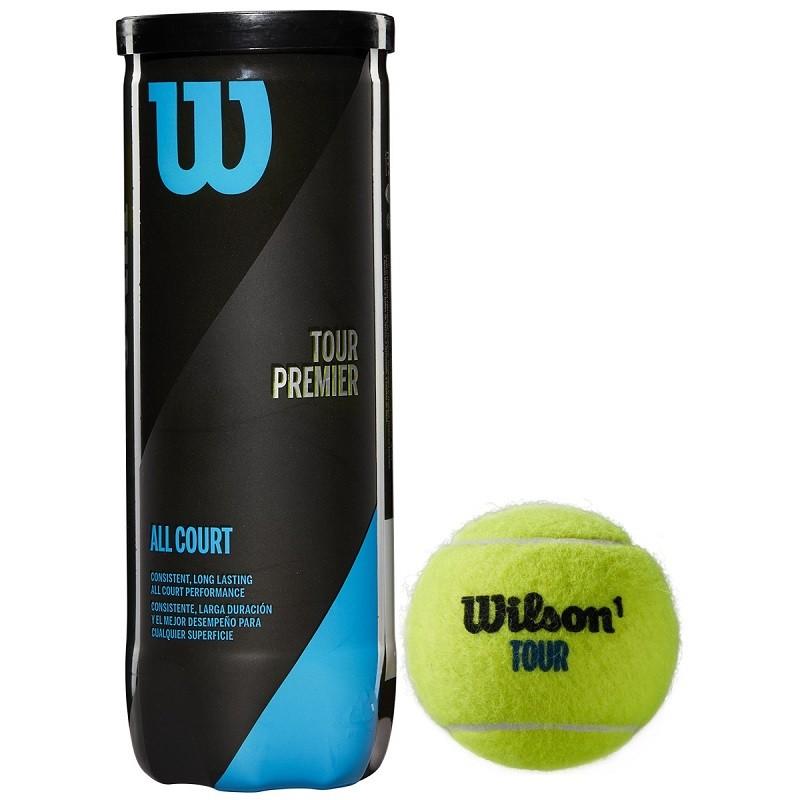 Мяч для большого тенниса Wilson Tour Premier All Court
