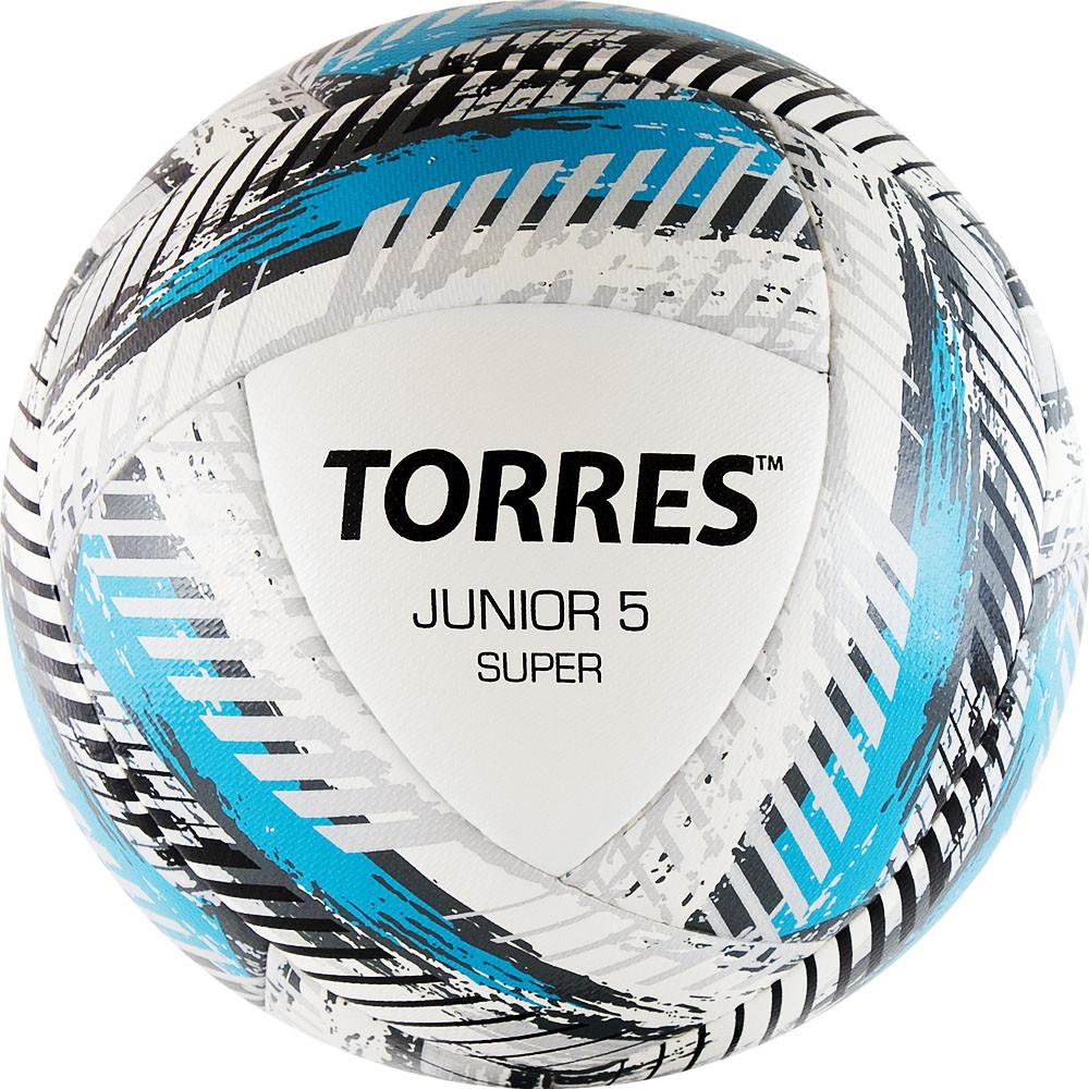 Мяч футбольный TORRES Junior-5 Super размер 5