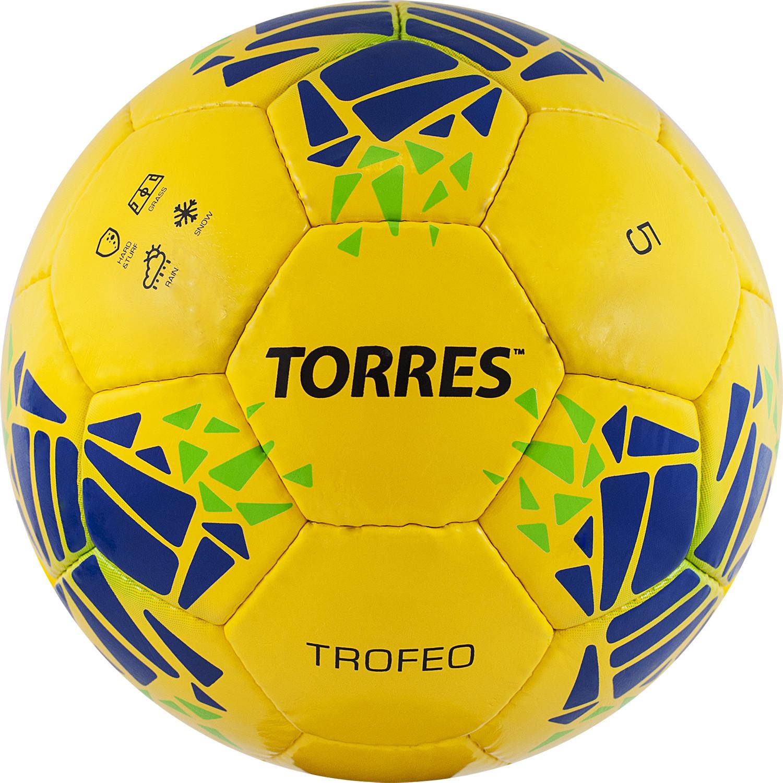 Мяч футбольный TORRES Trofeo размер 5