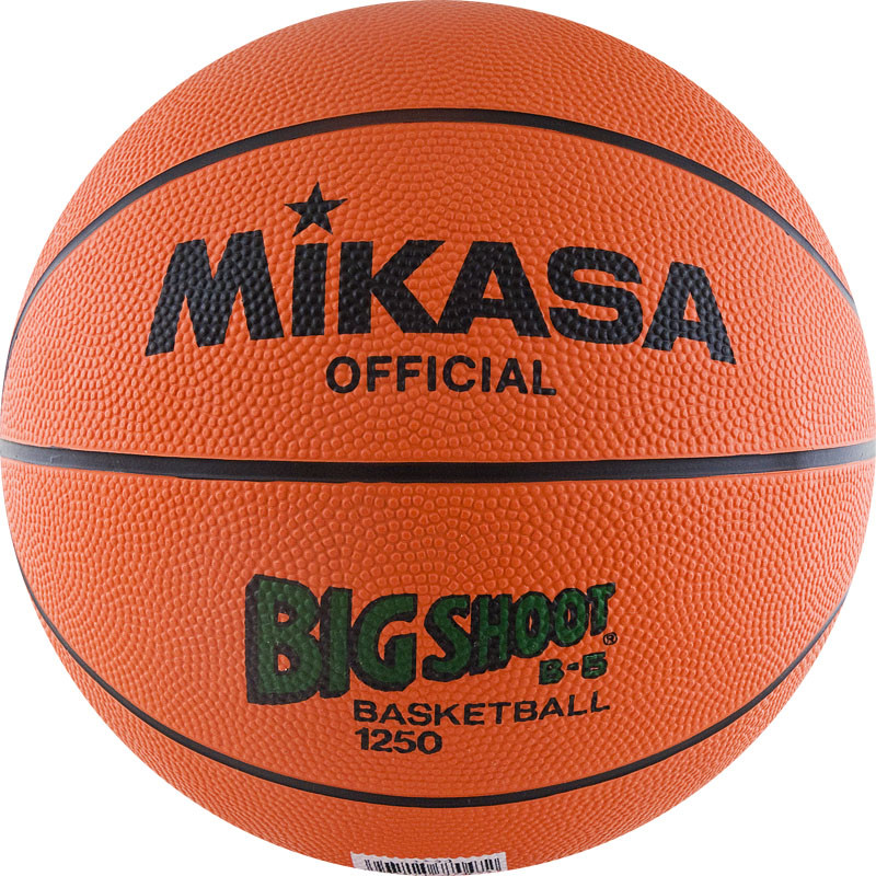 Баскетбольный мяч Mikasa 1250 размер 5