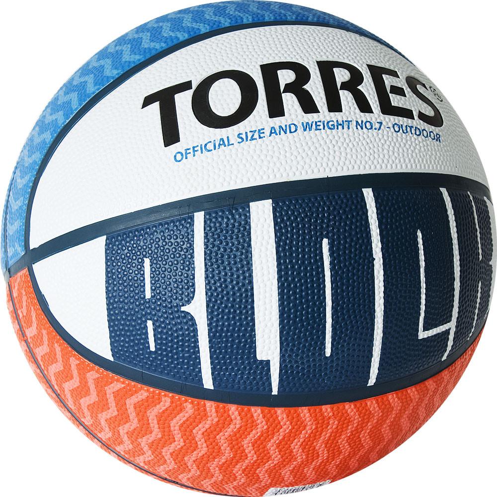 Баскетбольный мяч TORRES Block размер 7