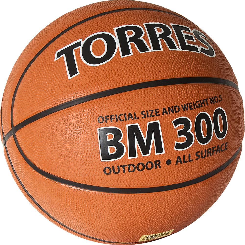 Баскетбольный мяч TORRES BM300 размер 5