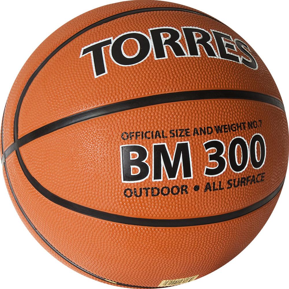 Баскетбольный мяч TORRES BM300 размер 6