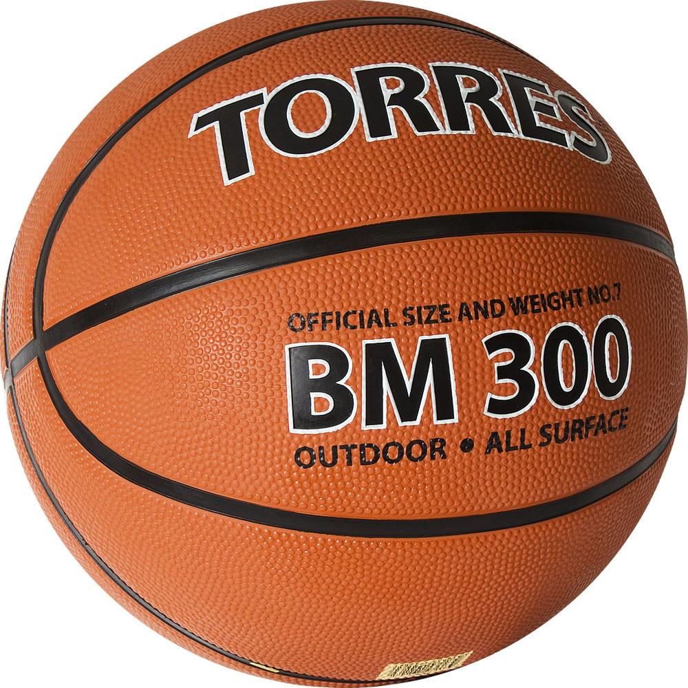 Баскетбольный мяч TORRES BM300 размер 7