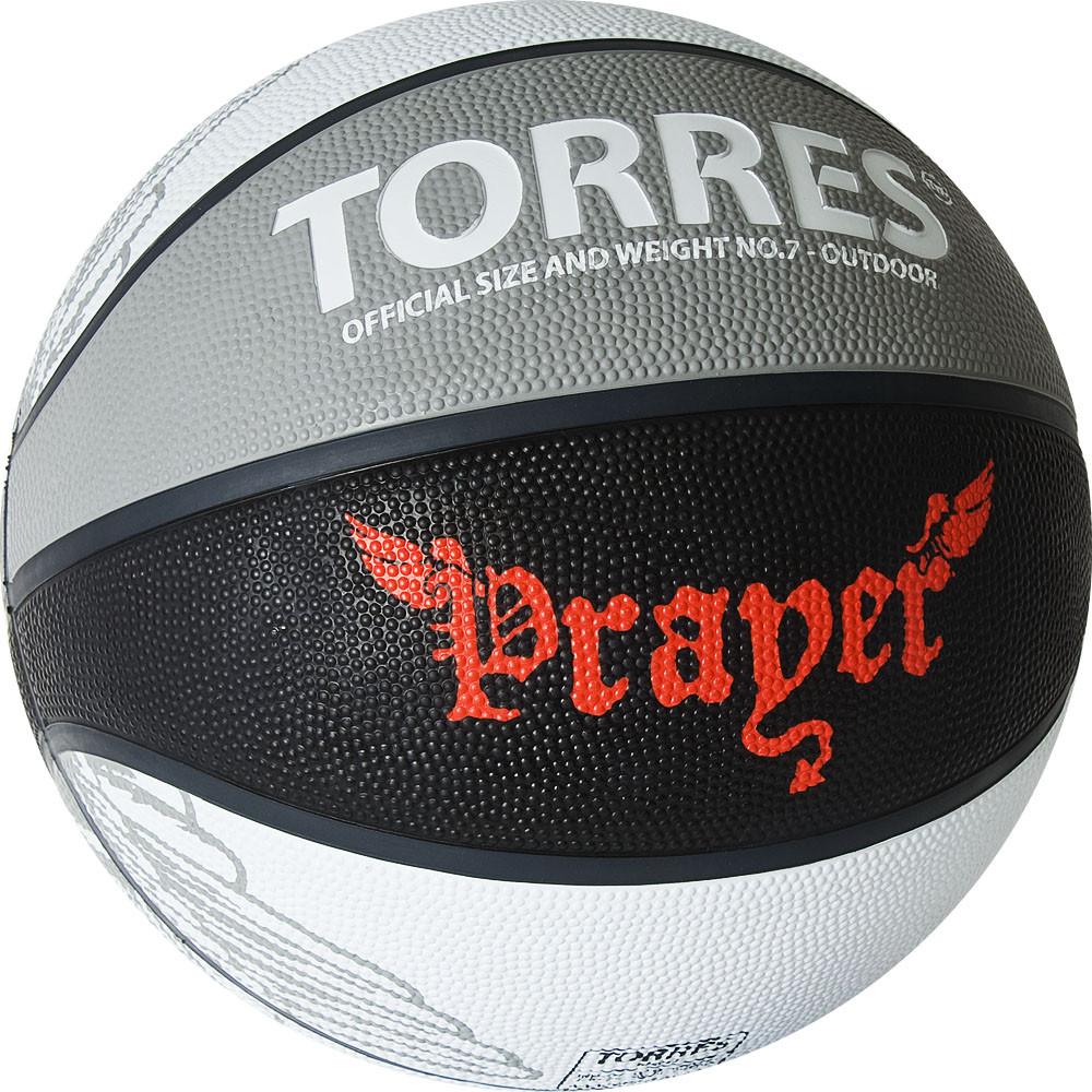 Баскетбольный мяч TORRES Prayer размер 7