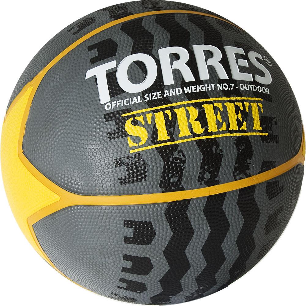 Баскетбольный мяч TORRES Street размер 7
