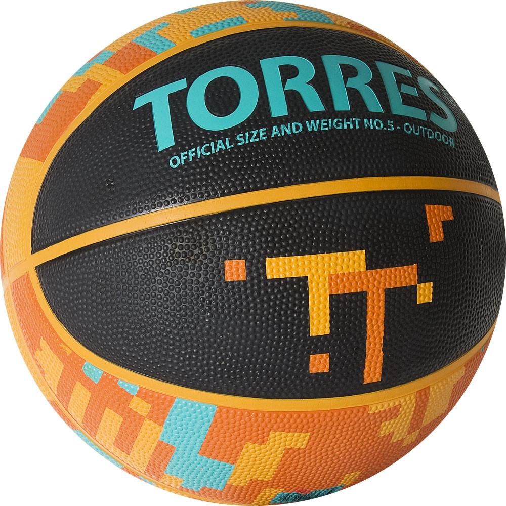 Баскетбольный мяч TORRES TT размер 5