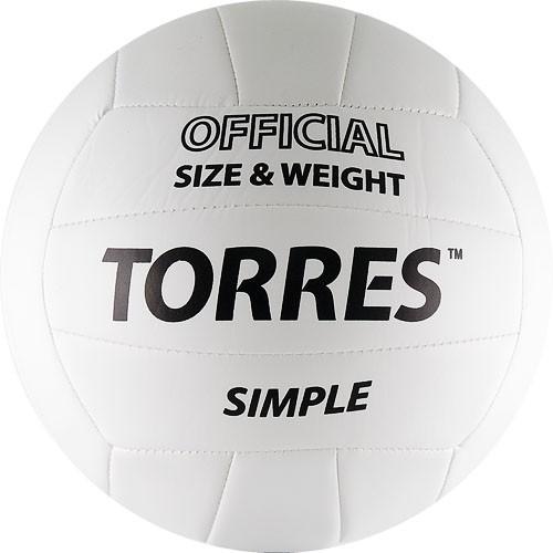 Волейбольный мяч TORRES Simple размер 5