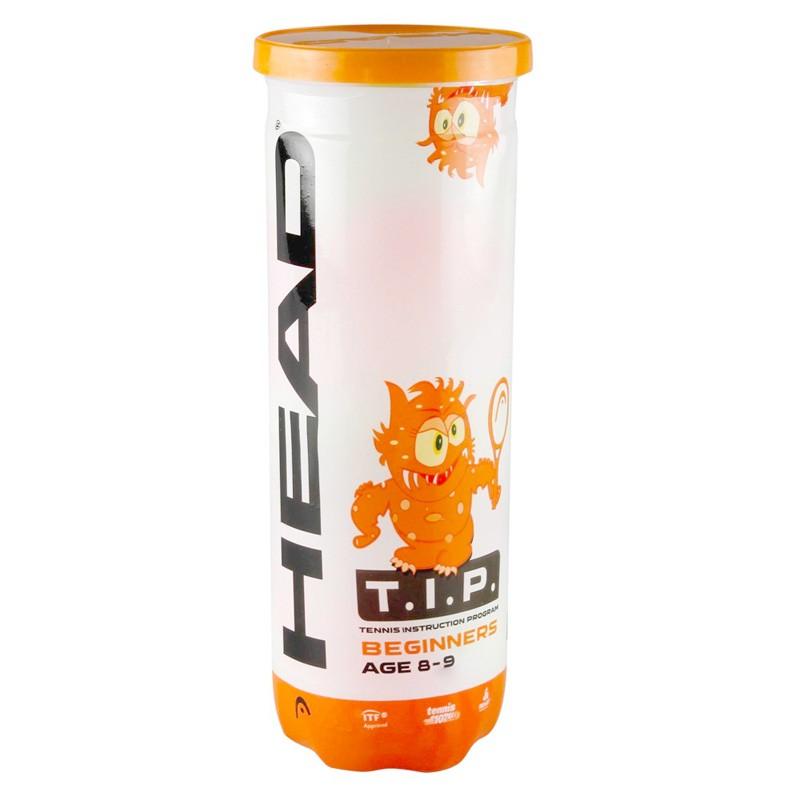 Мяч для большого тенниса HEAD T.I.P Orange 7
