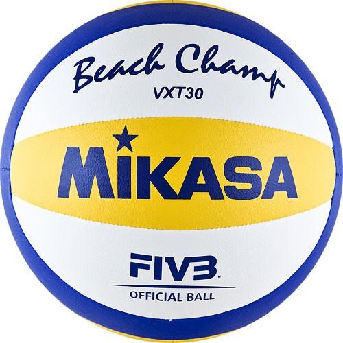 Мяч для пляжного волейбола Mikasa VXT30 размер 5