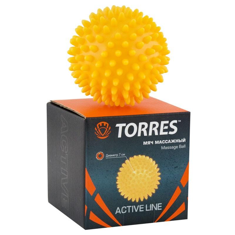 Мяч массажный TORRES размер арт.AL100607