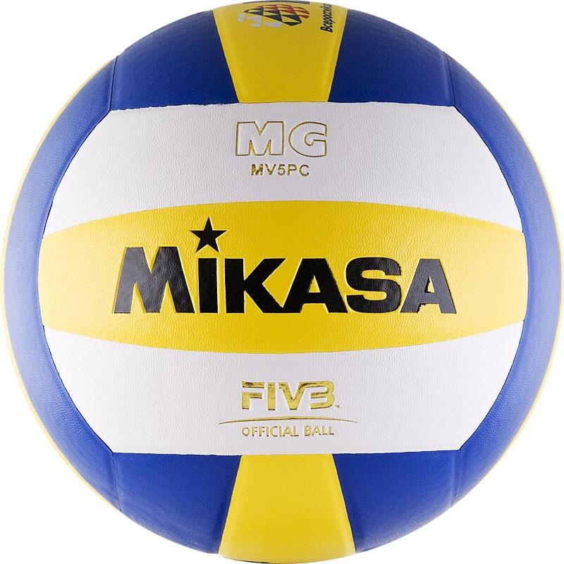 Волейбольный мяч Mikasa MV5PC размер 5