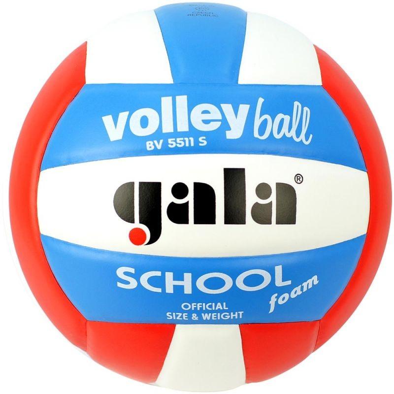 Волейбольный мяч Gala School Foam Colour размер 5