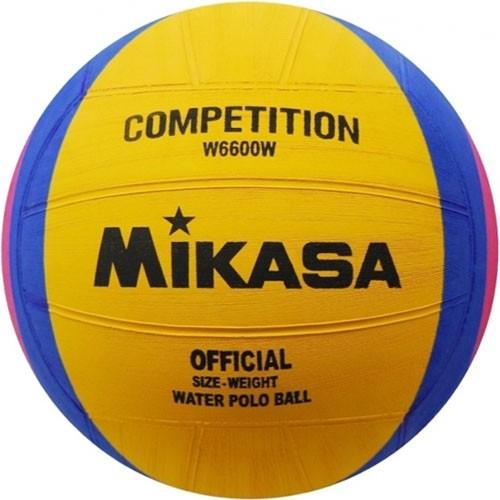 Мяч для водного поло Mikasa W6600W размер 5
