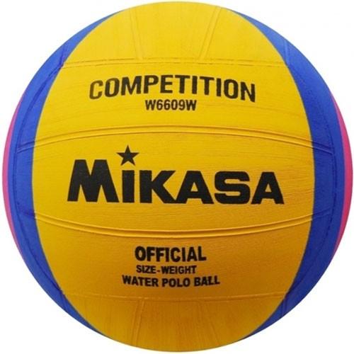 Мяч для водного поло Mikasa W6609W размер 4