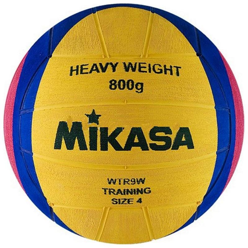 Мяч для водного поло Mikasa WTR9W размер 4