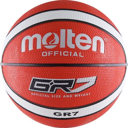 Баскетбольный мяч Molten BGR7-RW размер 7