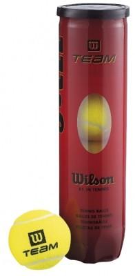 Мяч для большого тенниса Wilson TeamW Practice 7