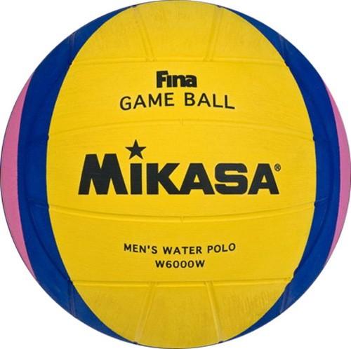 Мяч для водного поло Mikasa W6000W размер 5