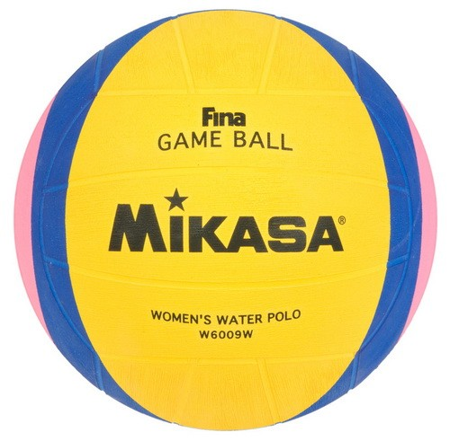Мяч для водного поло Mikasa W6009W размер 4