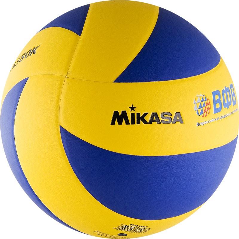 Волейбольный мяч Mikasa MVA380K размер 5