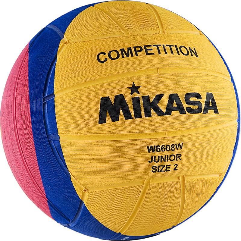 Мяч для водного поло Mikasa W6608W размер 2