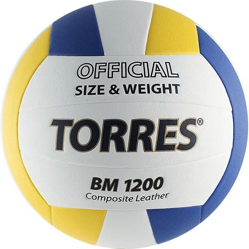 Волейбольный мяч TORRES BM1200 размер 5