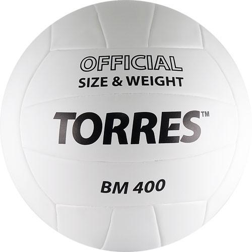 Волейбольный мяч TORRES BM400 размер 5