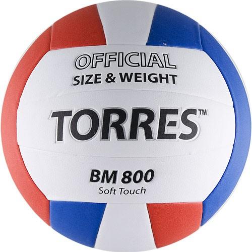 Волейбольный мяч TORRES BM800 размер 5