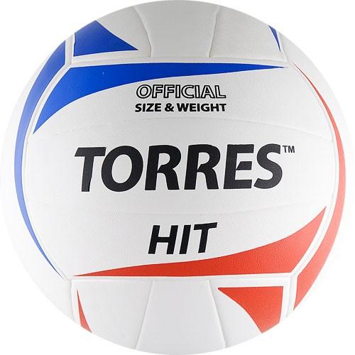 Волейбольный мяч TORRES Hit размер 5