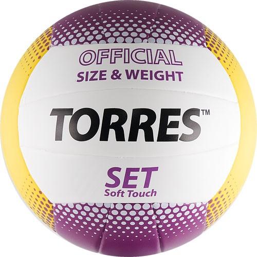 Волейбольный мяч TORRES Set размер 5